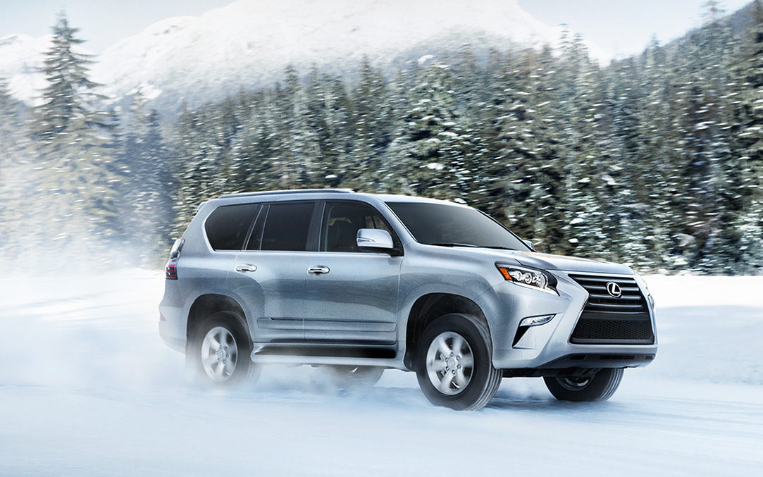 Lexus Gx 460 >> Comparison - Lexus GX 460 Luxury 2015 - vs - Toyota Land Cruiser Prado 2015 | SUV Drive