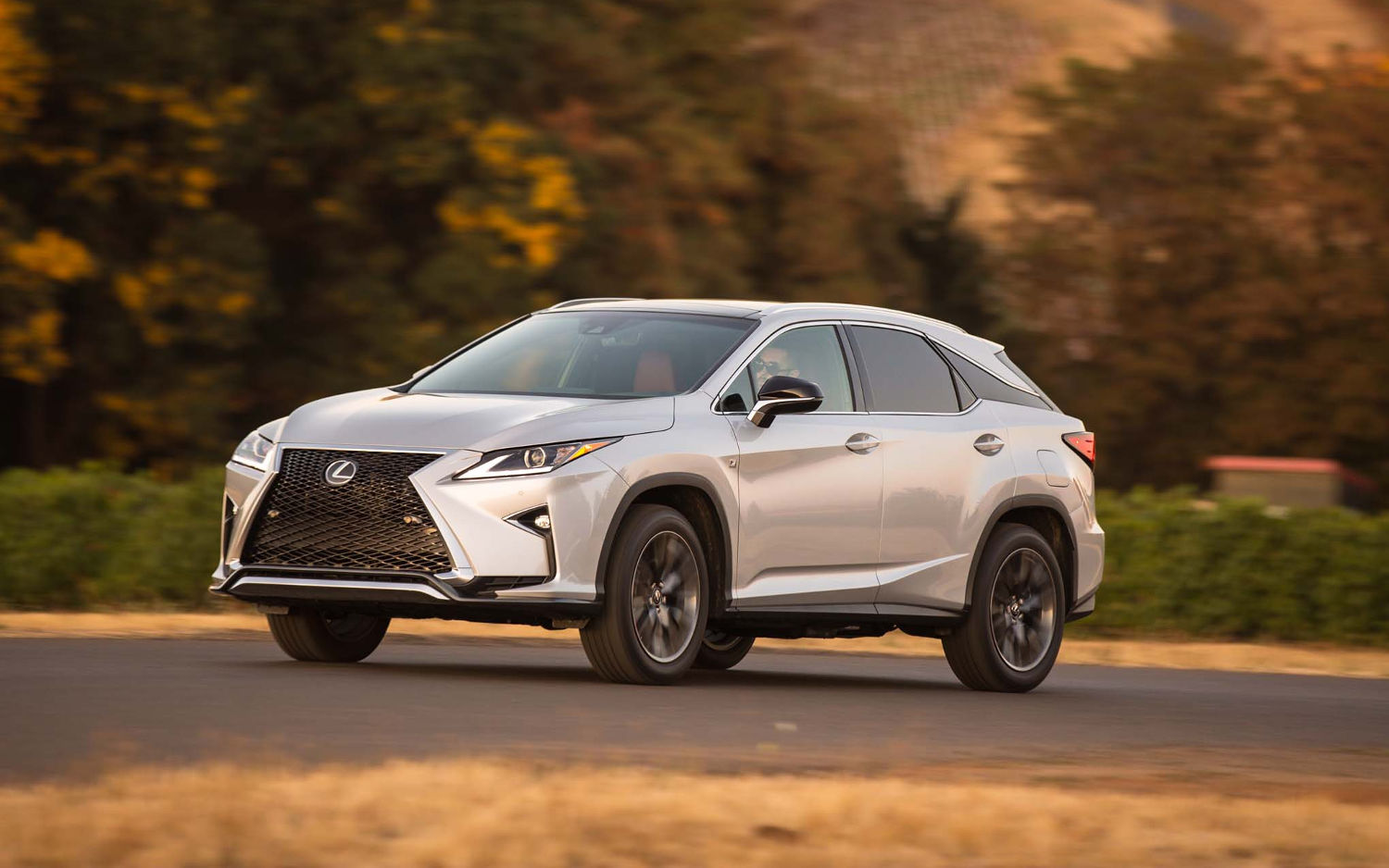 Rdx Vs Rx350 >> Comparison - Lexus RX 350 F sport 2017 - vs - Honda CR-V ...