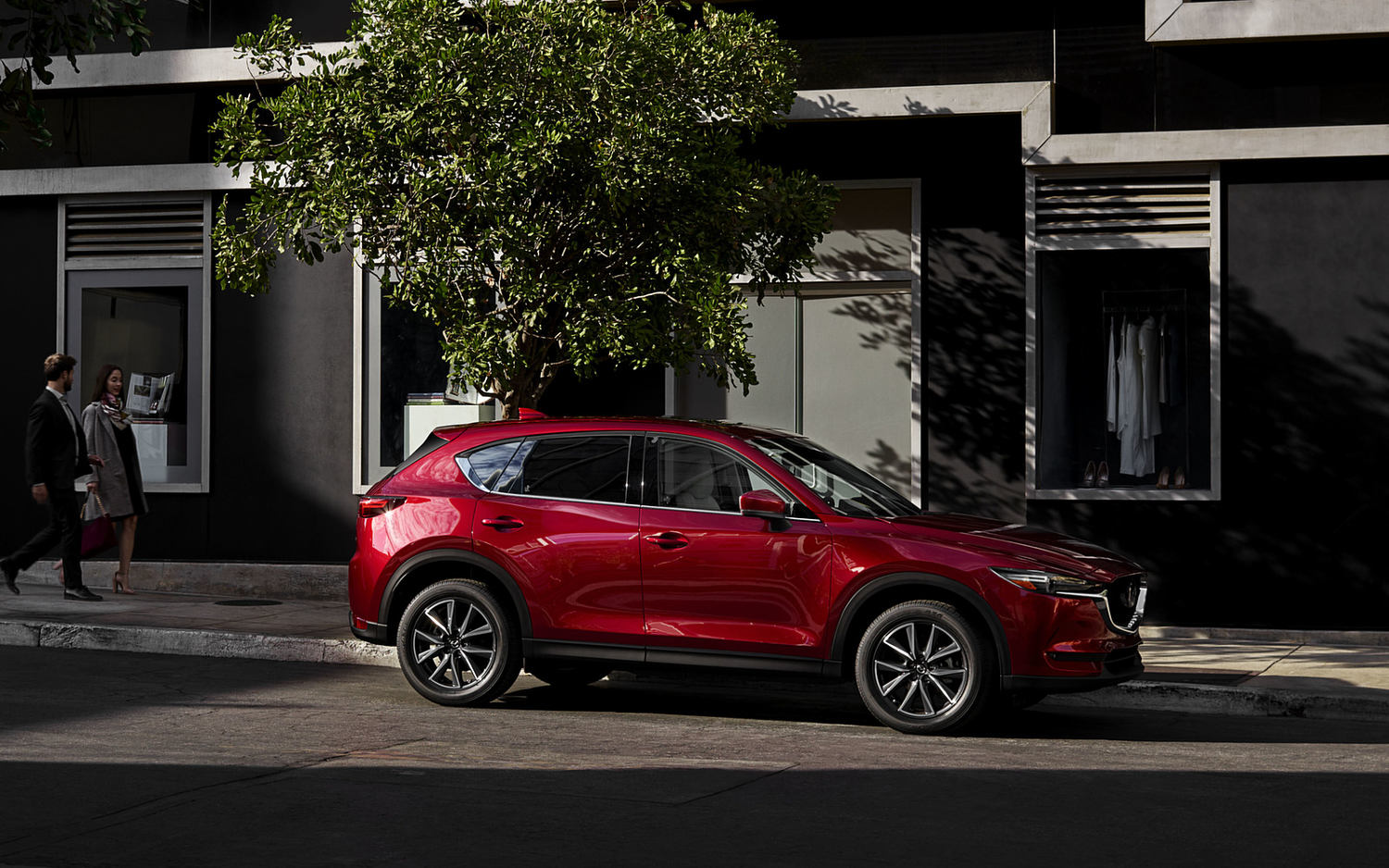 Comparison - Mazda CX-5 Grand Touring 2017 - vs - Seat ...