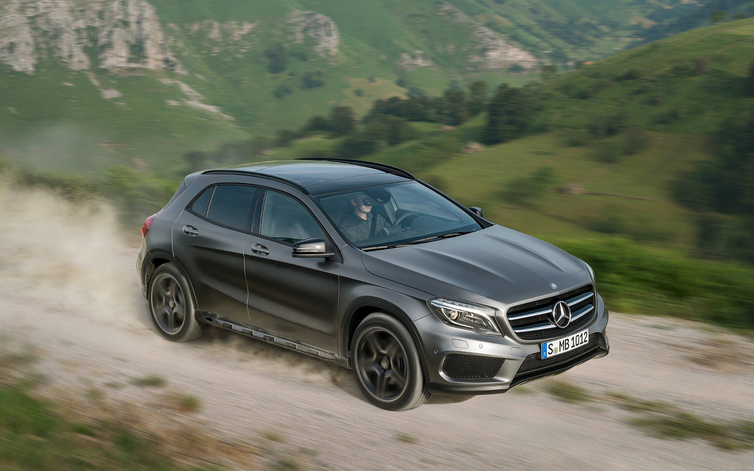 Mercedes Benz Gla Cl Amg Gla45 4matic 2017