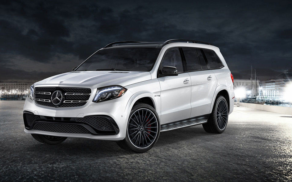 Mercedes benz gls class 63 amg 2018 suv drive for Mercedes benz amg suv 2018