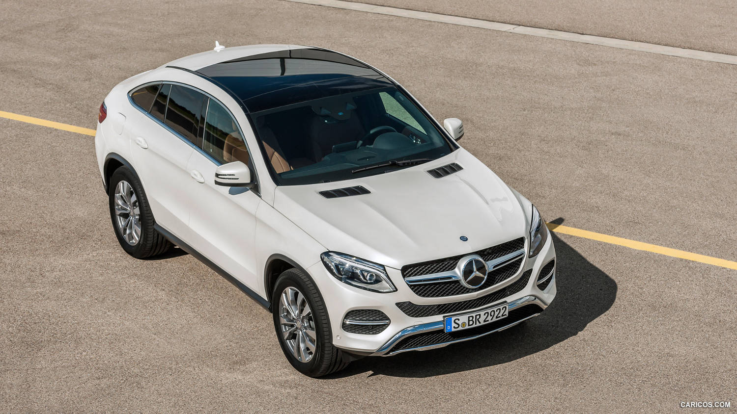 Comparison Mercedes Benz Gle Class Coupe 2016 Vs Bmw