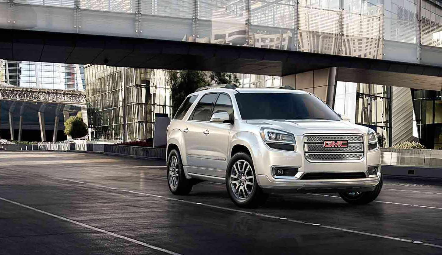 a says driving denali gmc awd should do and my mode in review often highway city on u slashgear combined the suv saw acadia mixed mpg smudge i