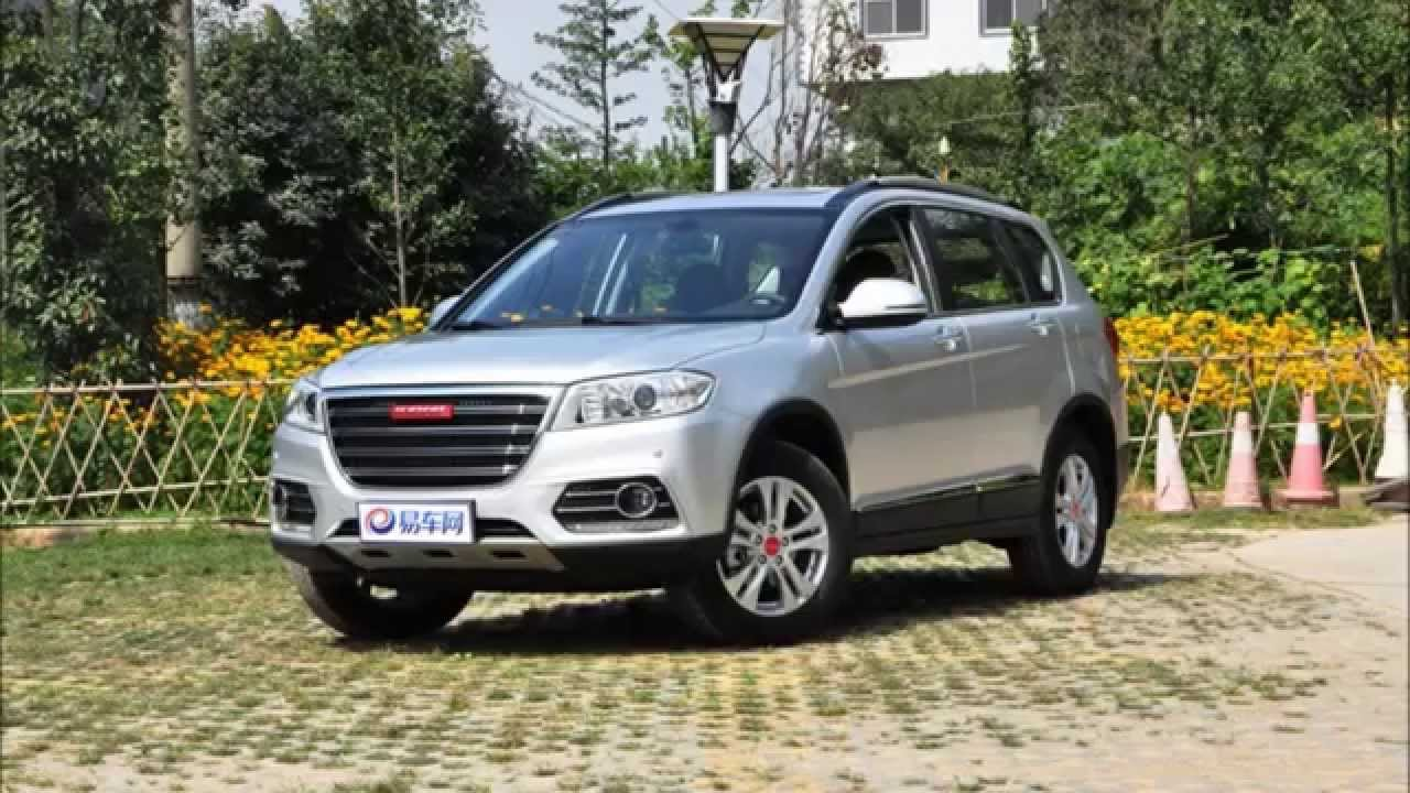 Great Wall Haval H6 2015 | SUV Drive