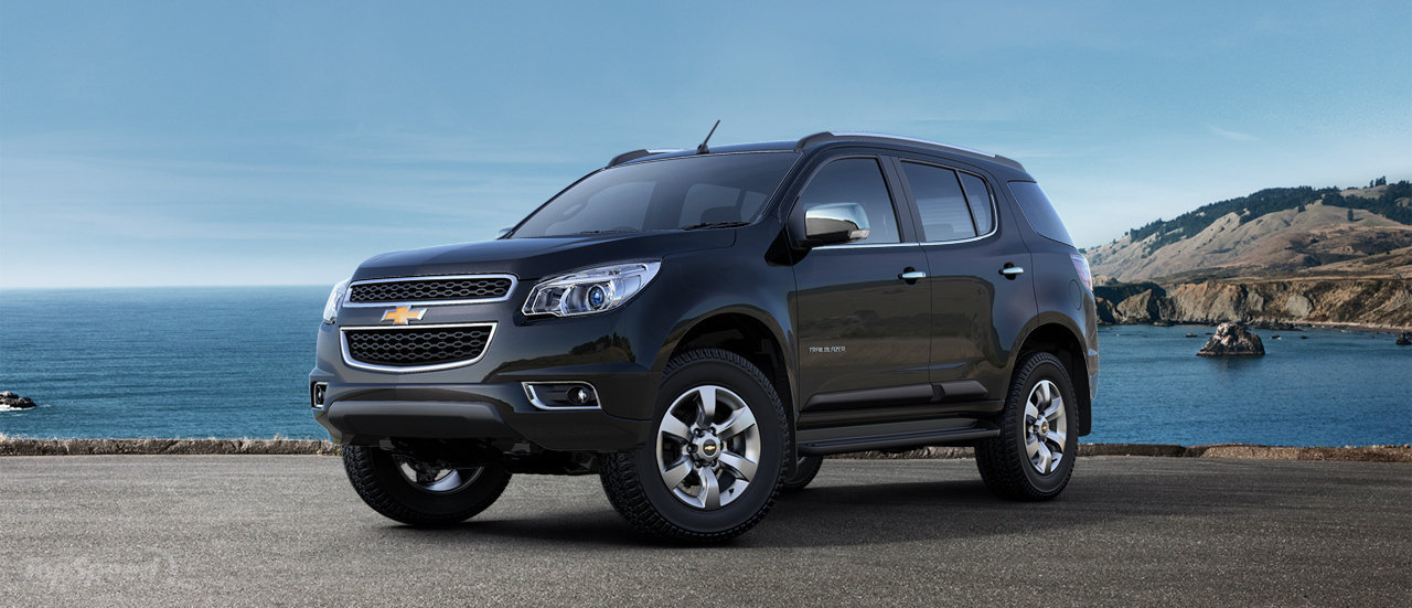 Comparison  Chevrolet TrailBlazer 2015  vs  GMC Terrain Denali