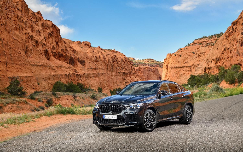 Comparison - BMW X6 M Competition 2020 - vs - Jeep Grand ...