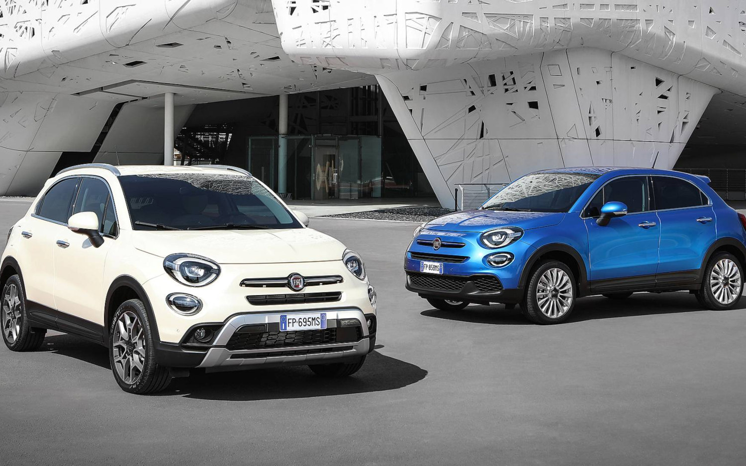Comparison Fiat 500x Urbana Edition 2019 Vs Volkswagen