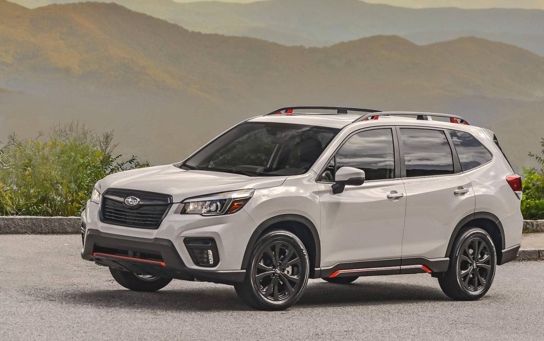 Comparison Subaru Forester Sport 2019 Vs Subaru