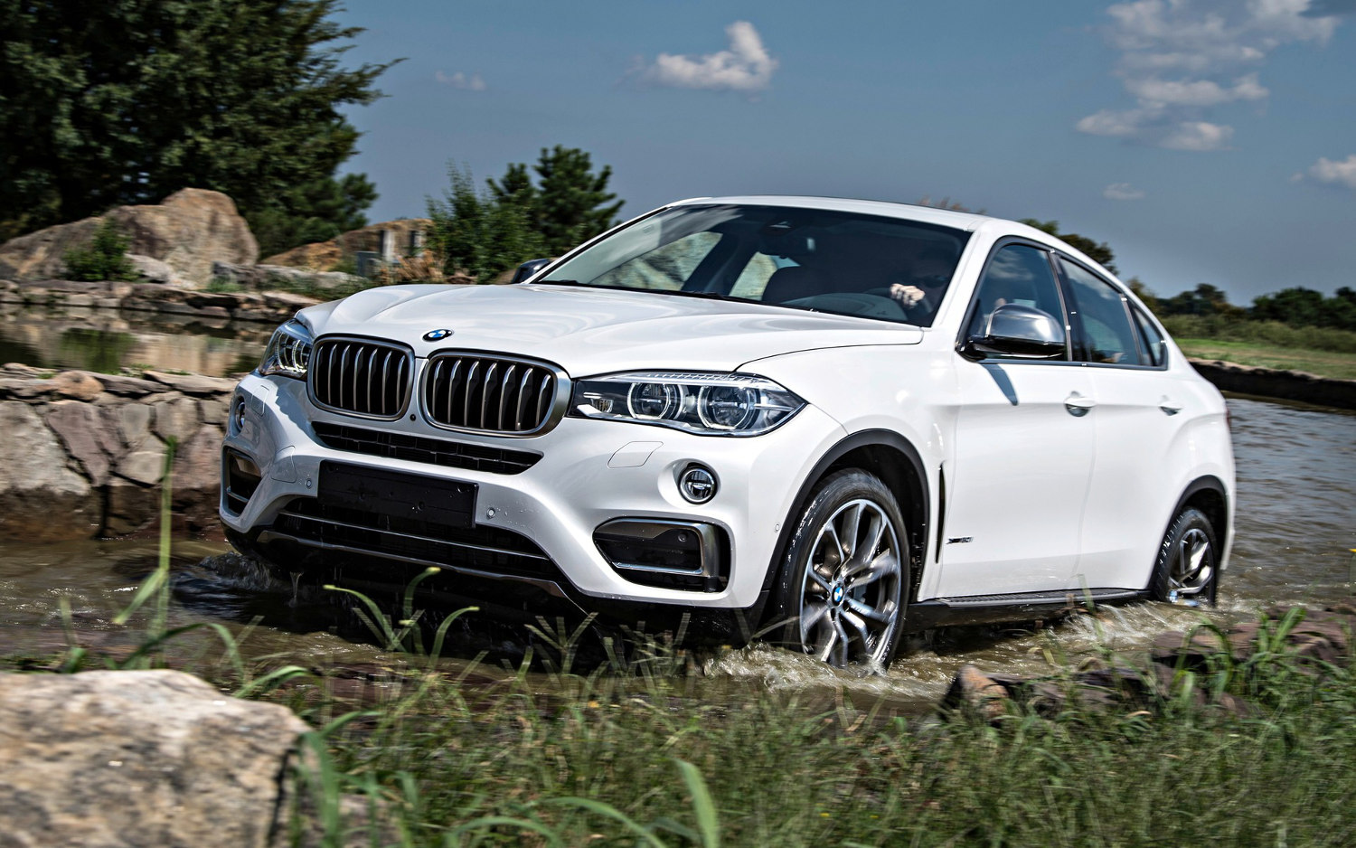 Comparison Bmw X6 Xdrive35i 2018 Vs Bmw X6 Xdrive50i