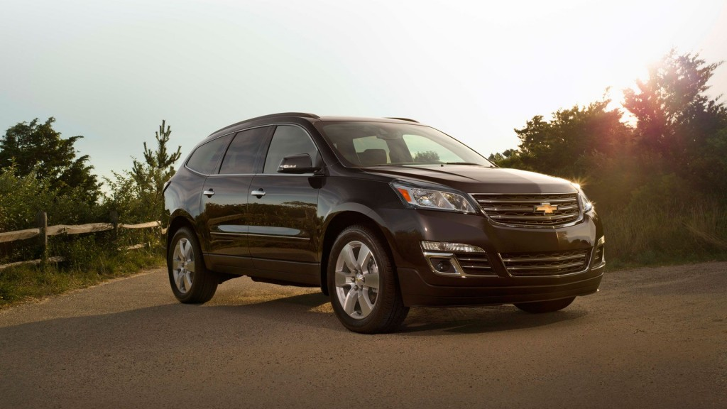 chevrolet traverse suv 2015 suv drive. Black Bedroom Furniture Sets. Home Design Ideas