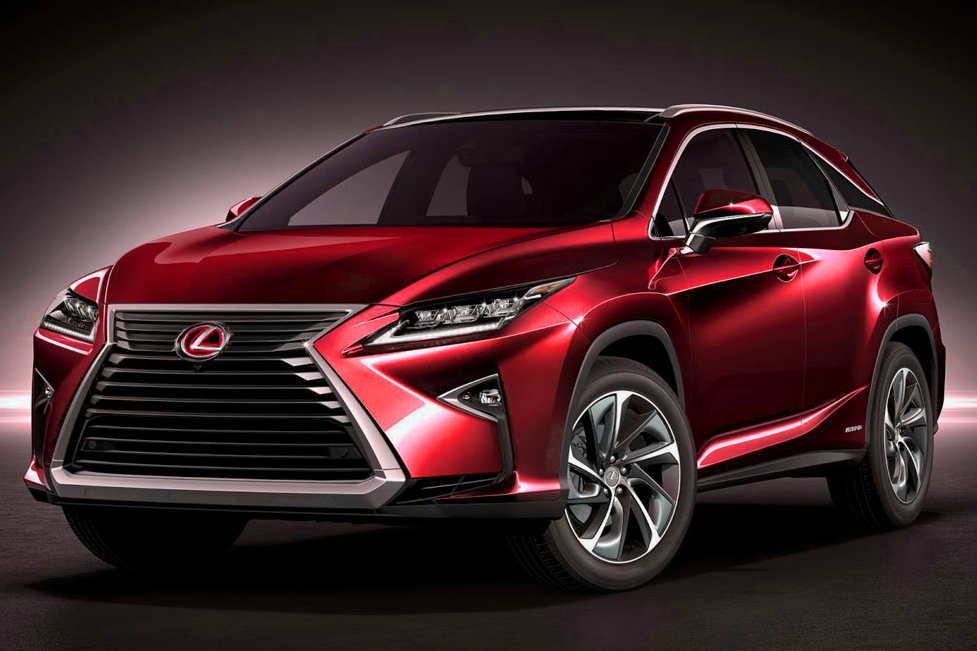 Comparison Lexus Rx 450h 2016 Vs Honda Cr V Touring