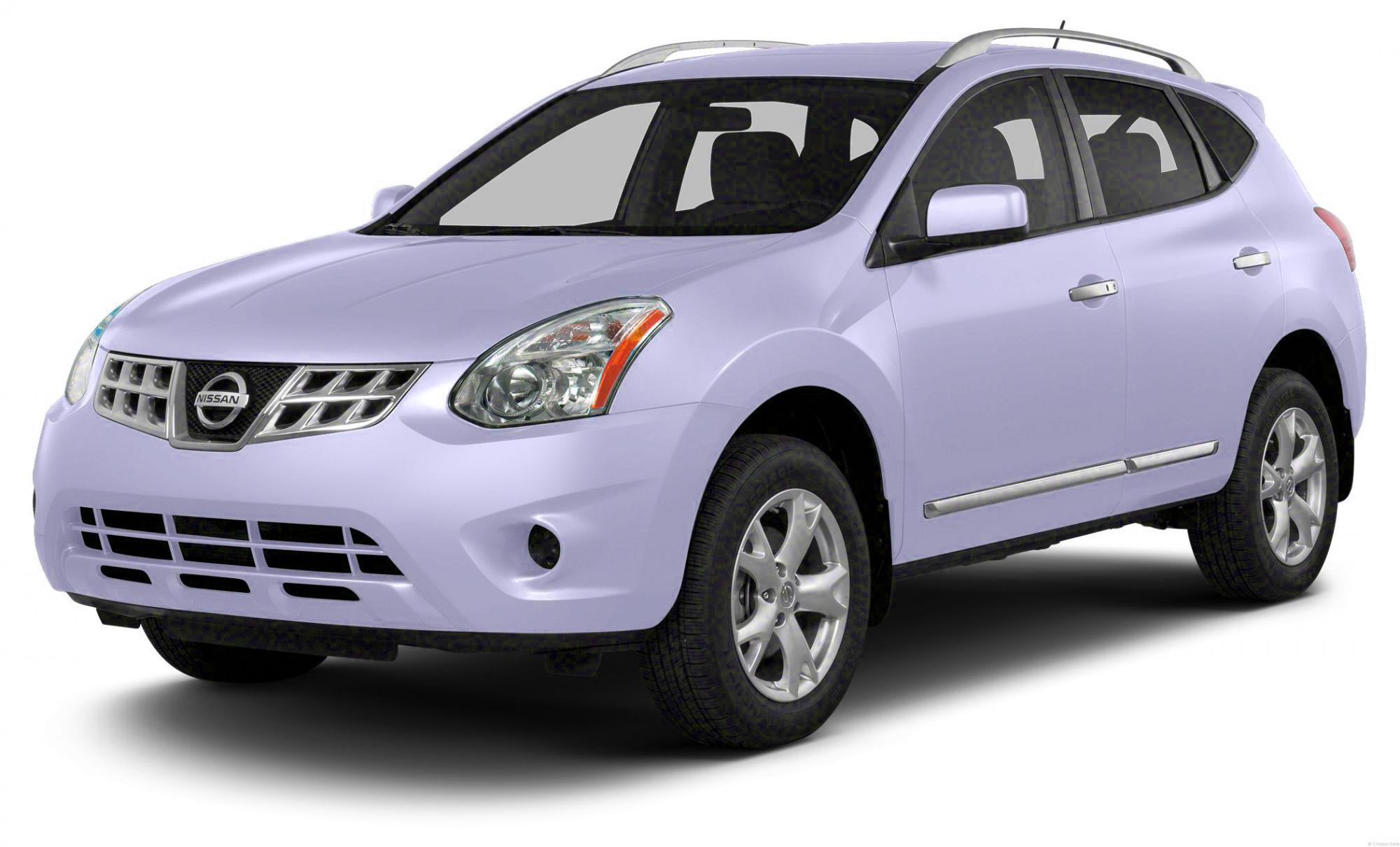 Comparison Nissan Rogue Select Suv