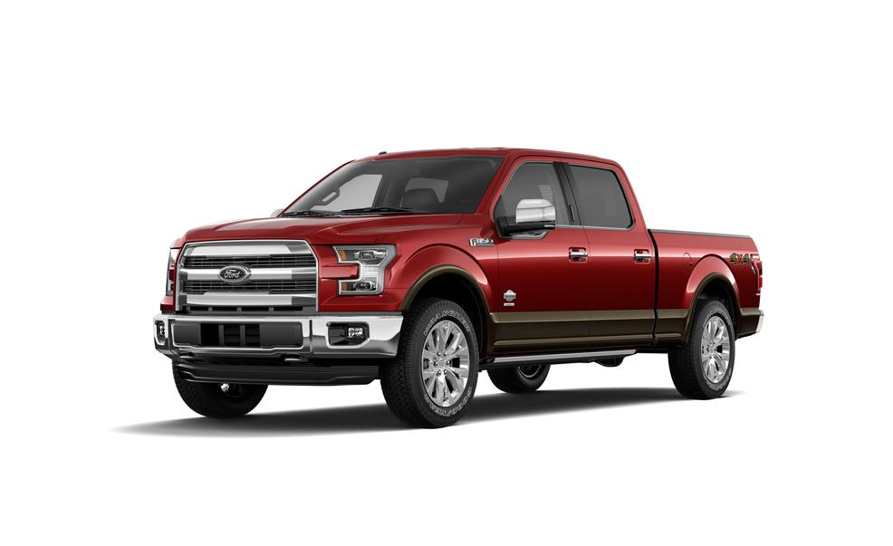 ford f-150 supercab xl 2015 | suv drive