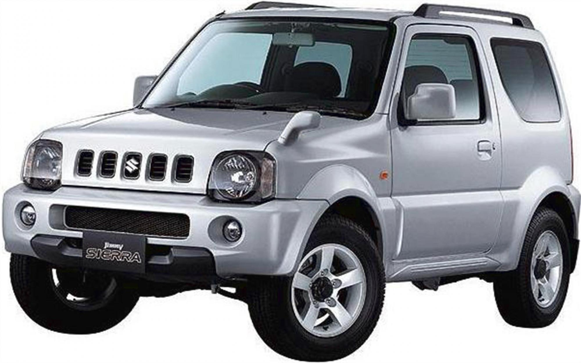 Suzuki Jimny New Generation >> Jimny 5 Door - Car Reviews 2018