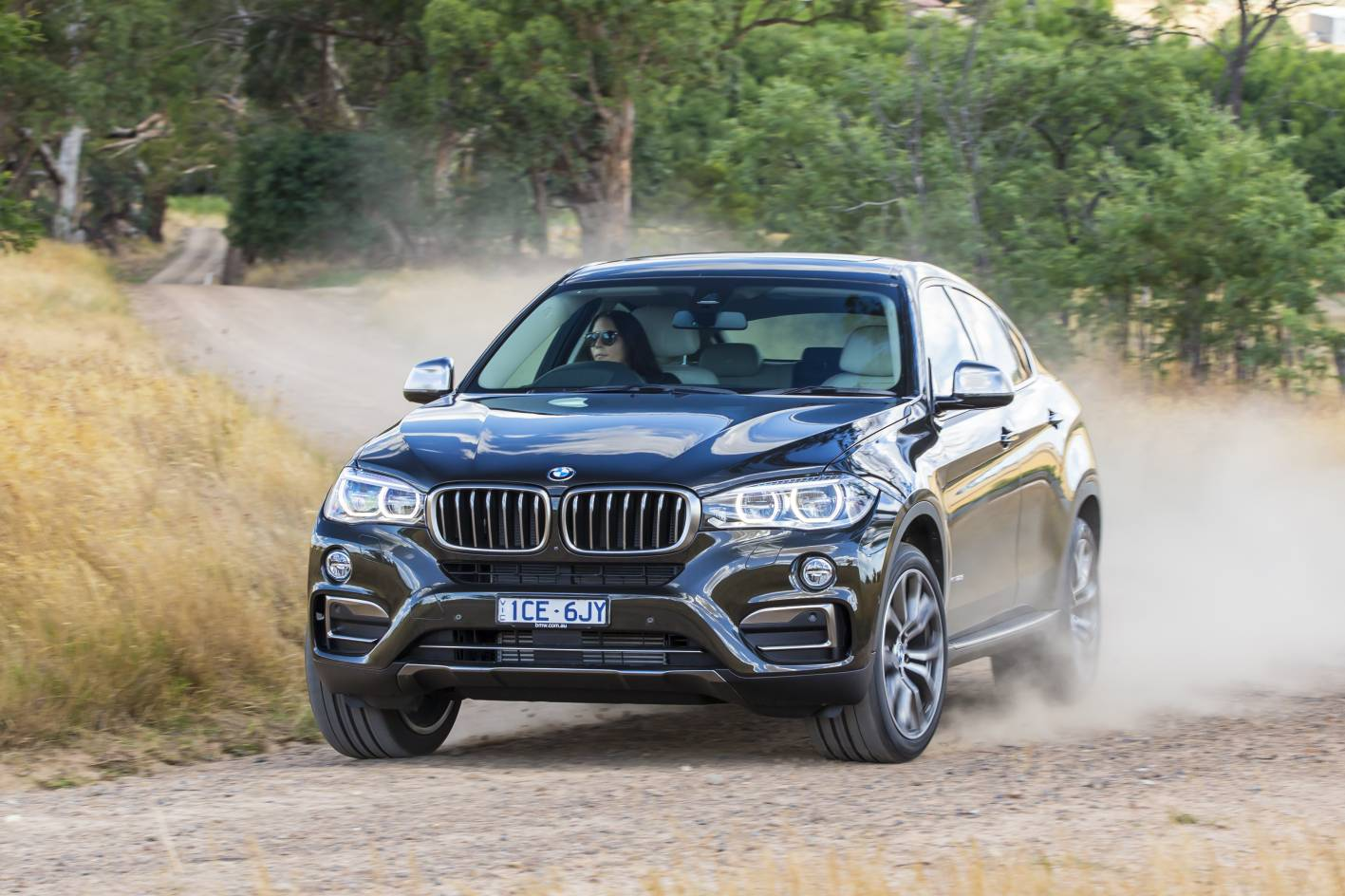 Comparison Bmw X6 Xdrive50i 2015 Vs Land Rover Range