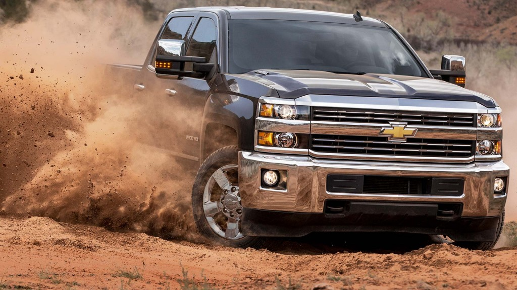 Chevrolet Silverado 2500HD Crew Cab High Country 2015 | SUV