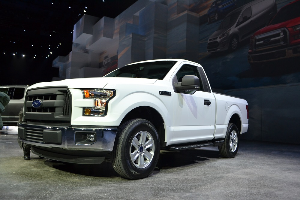 2015 ford f 150 regular cab | all new car release date