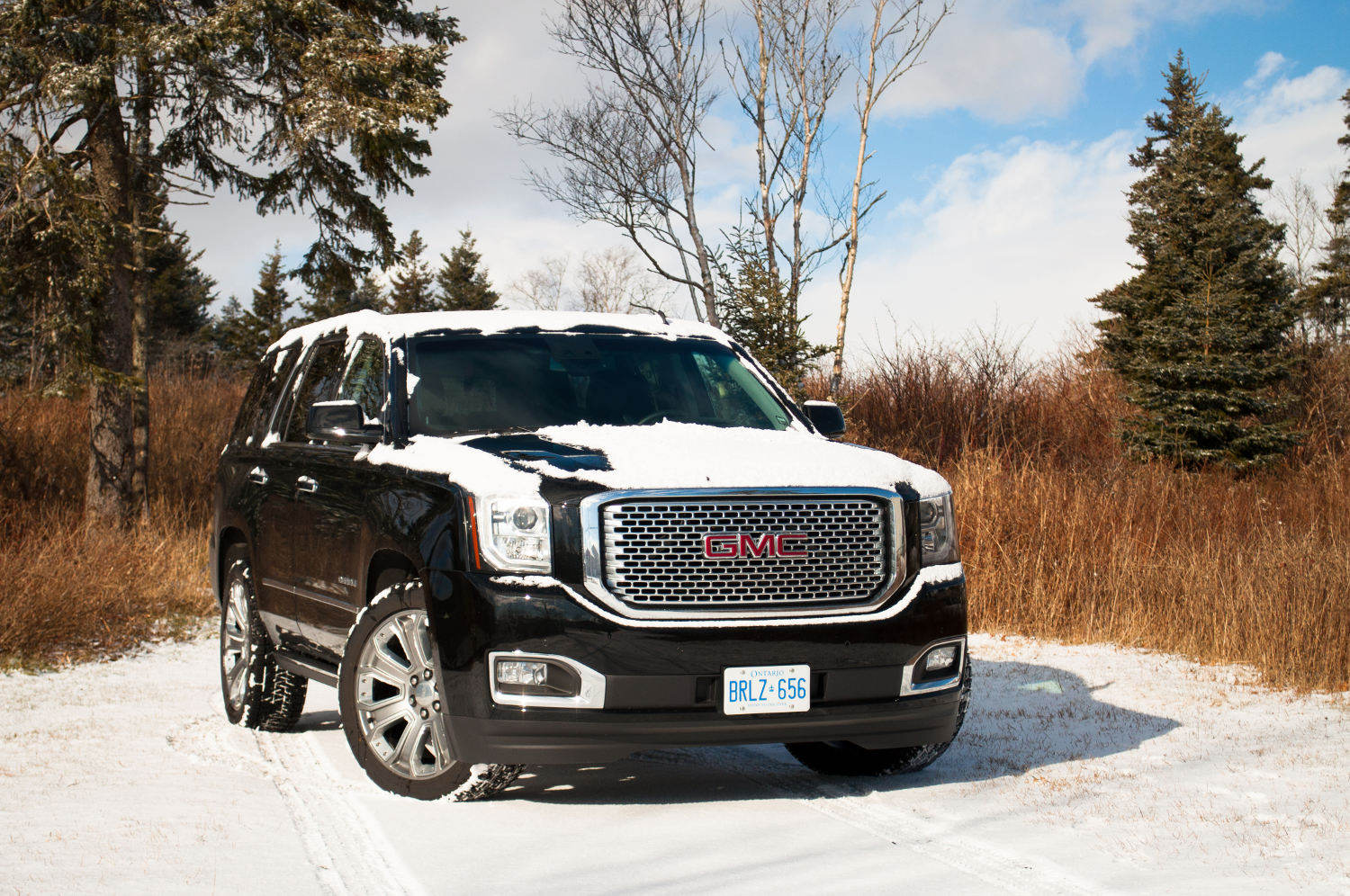 Comparison Gmc Yukon Denali 2016 Vs Mercedes Benz