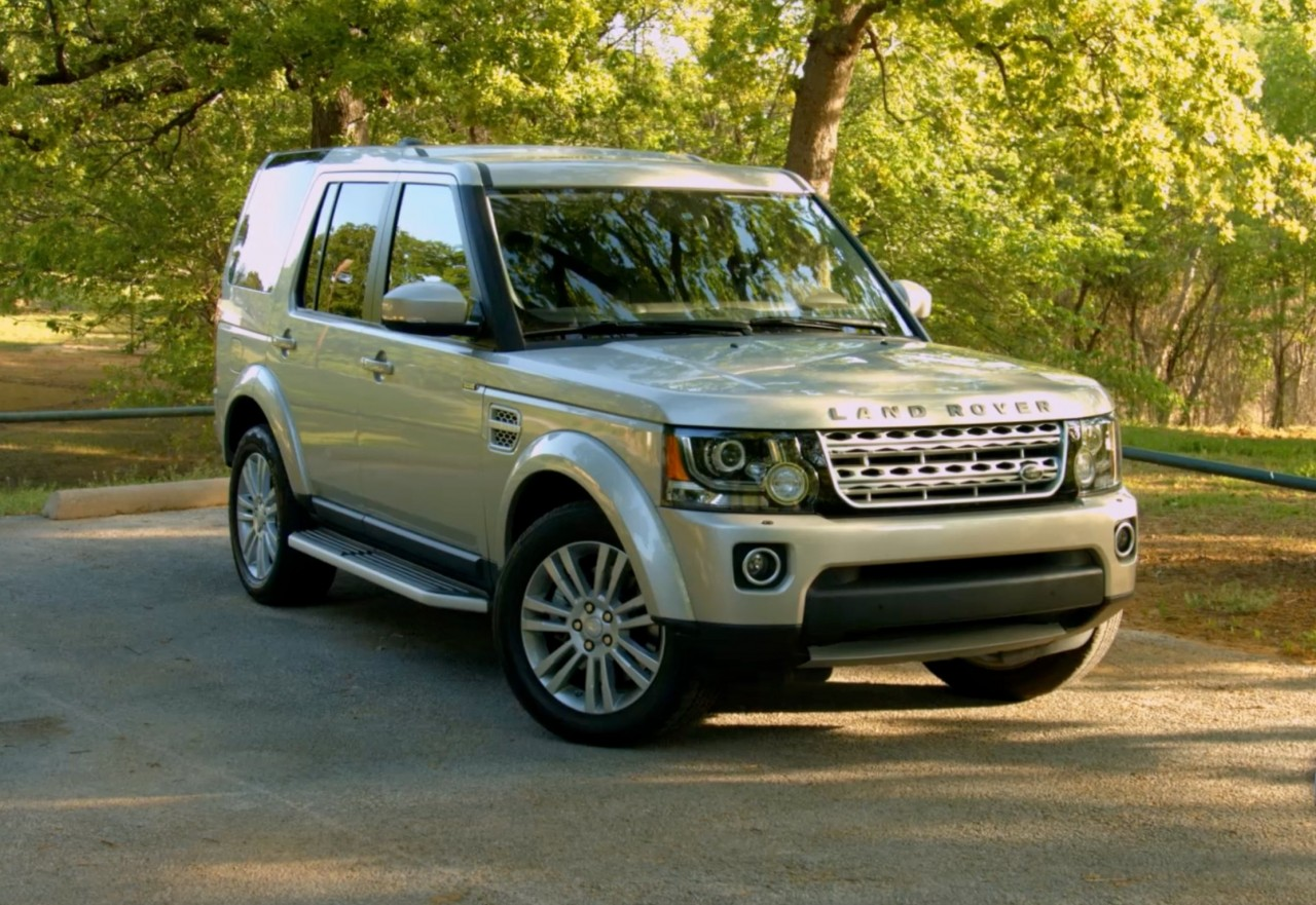 comparison - land rover lr4 2016 - vs - land rover discovery 5 hse