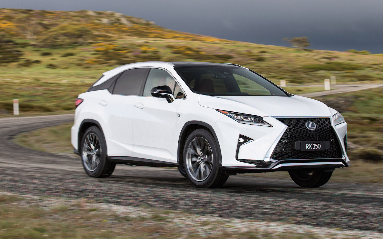 Nissan Rogue 7 Seater >> Comparison - Lexus RX 350 2016 - vs - Nissan X-Trail Ti