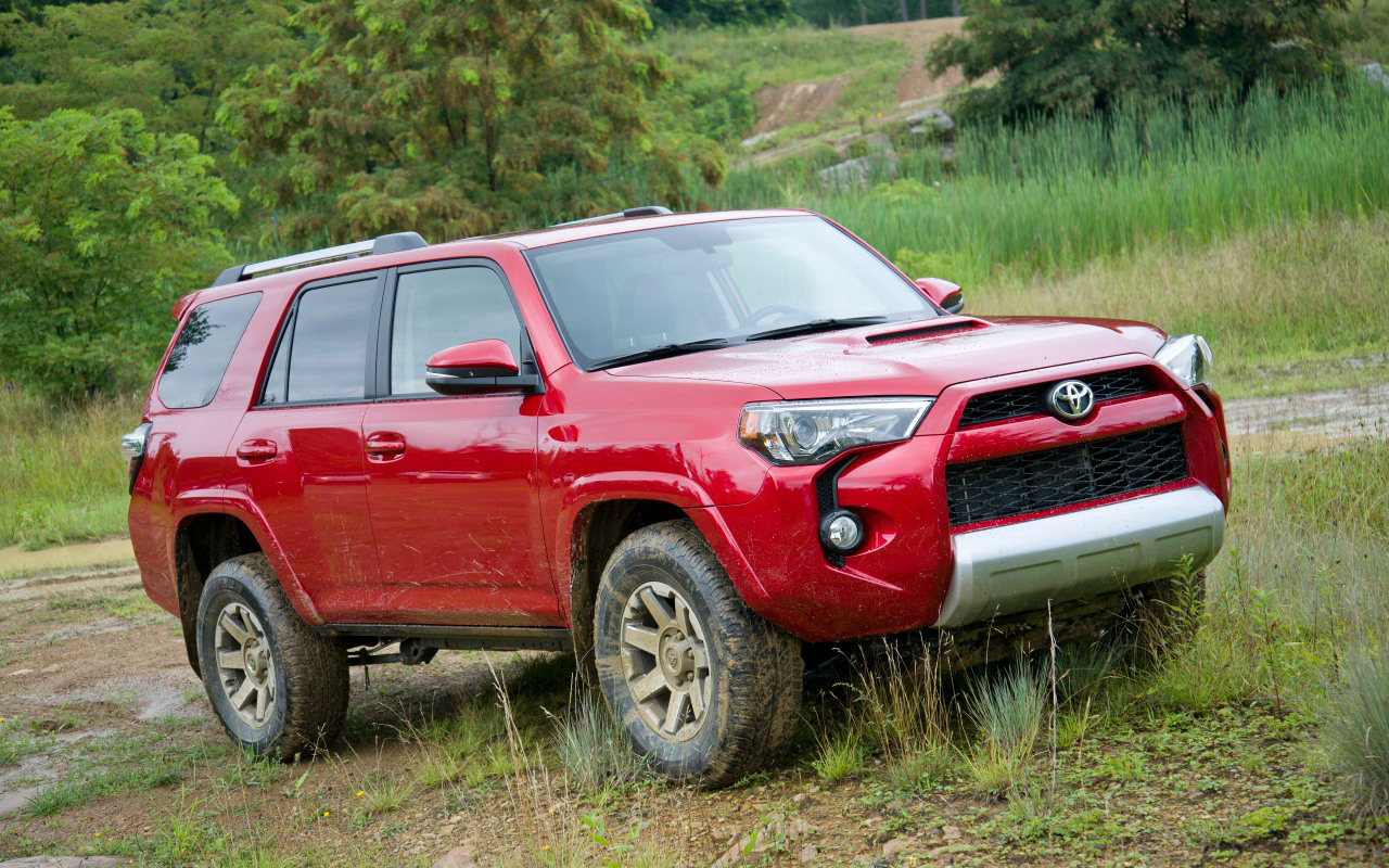 toyota 4runner limited 2017 suv drive. Black Bedroom Furniture Sets. Home Design Ideas