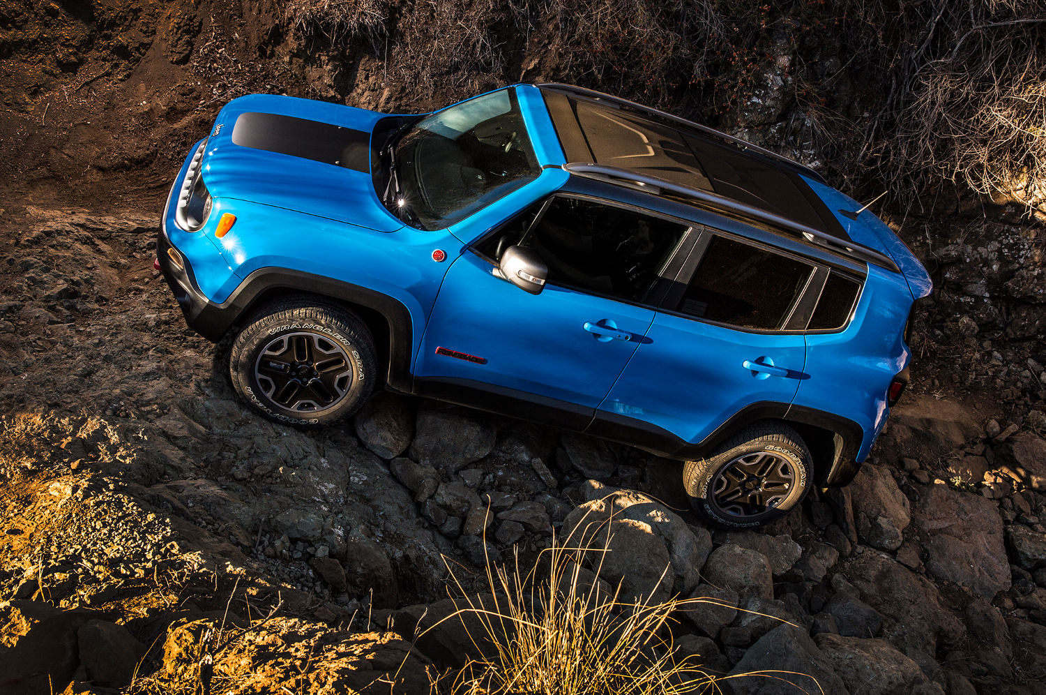Jeep Renegade 2017 Black >> Jeep Renegade Limited 2016 | SUV Drive