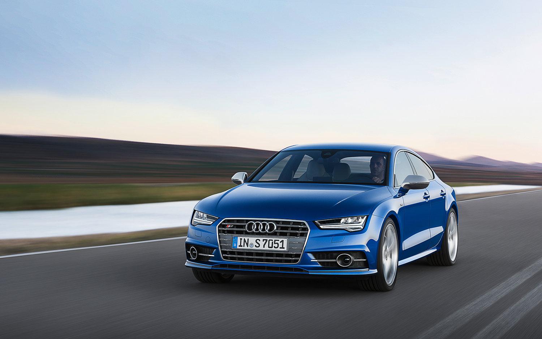 Comparison Audi S7 Prestige Quattro 2018 Vs Bmw 6