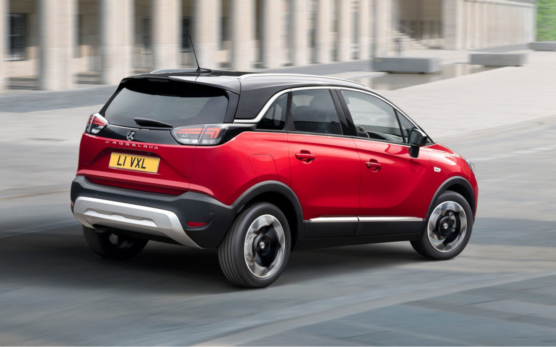 Comparison - Vauxhall Crossland ELITE NAV 2021 - vs ...