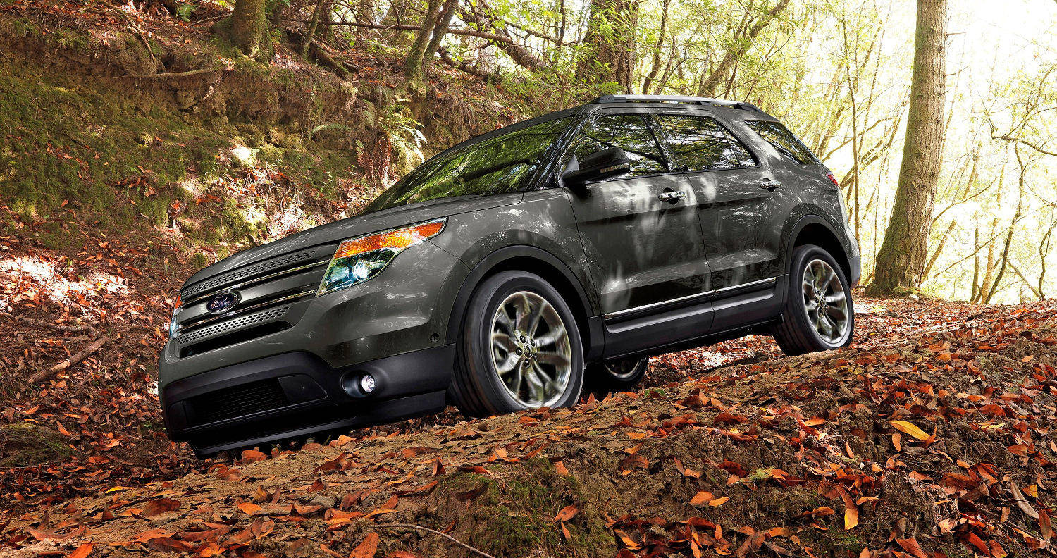 ford explorer limited 2015