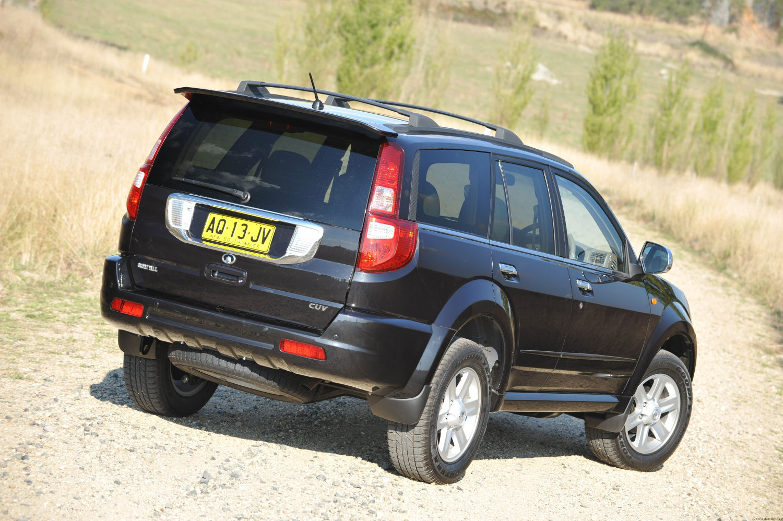 Comparison - Great Wall X240 4x4 - vs - Nissan Qashqai ...