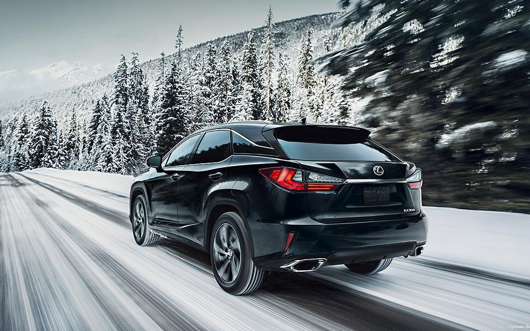 Comparison Ford Escape Titanium 2017 Vs Lexus Rx 350 F Sport 2017 Suv Drive