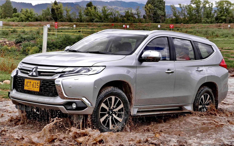 Mitsubishi Montero GLS 2017