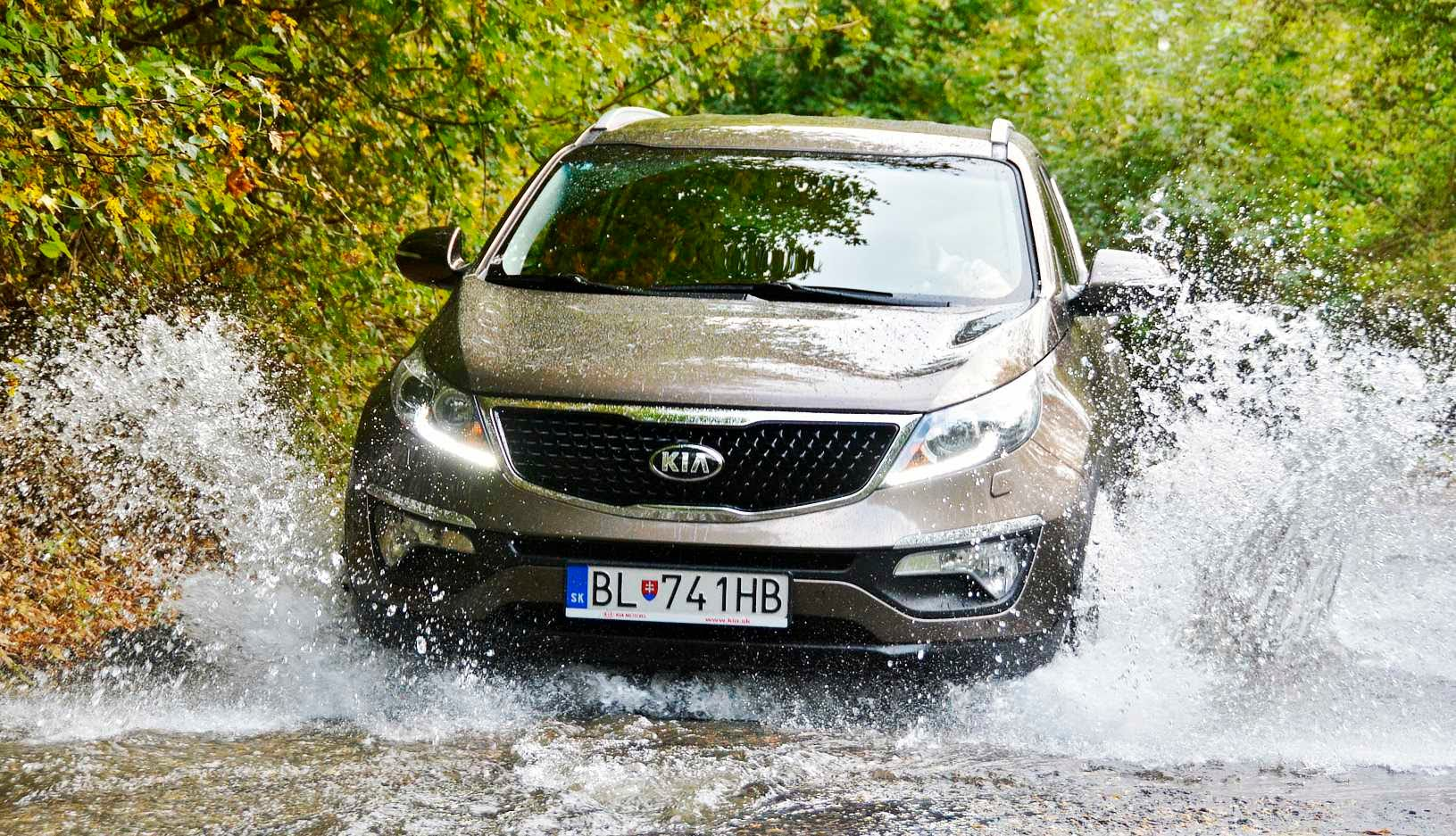 Kia Sportage  Review Car And Driver