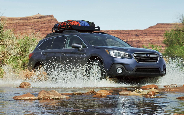 Comparison - Subaru Outback 2.5i Limited 2018 - vs - Jeep ...