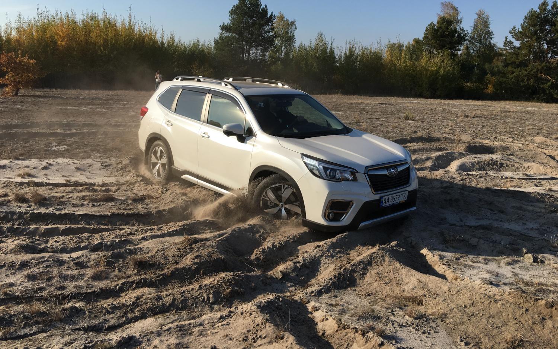 Comparison Subaru Forester Sport 2020 Vs Toyota Rav4 Trd Off Road 2020 Suv Drive