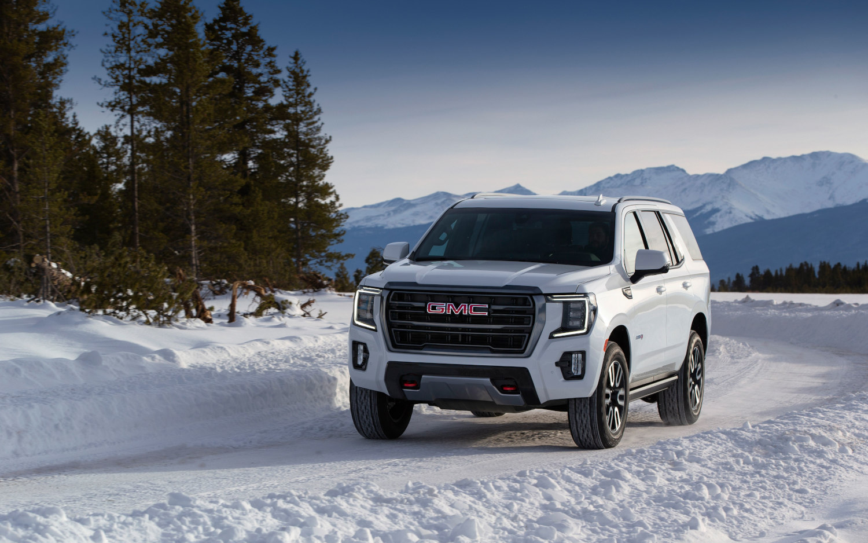 GMC Yukon AT4 2021 | SUV Drive