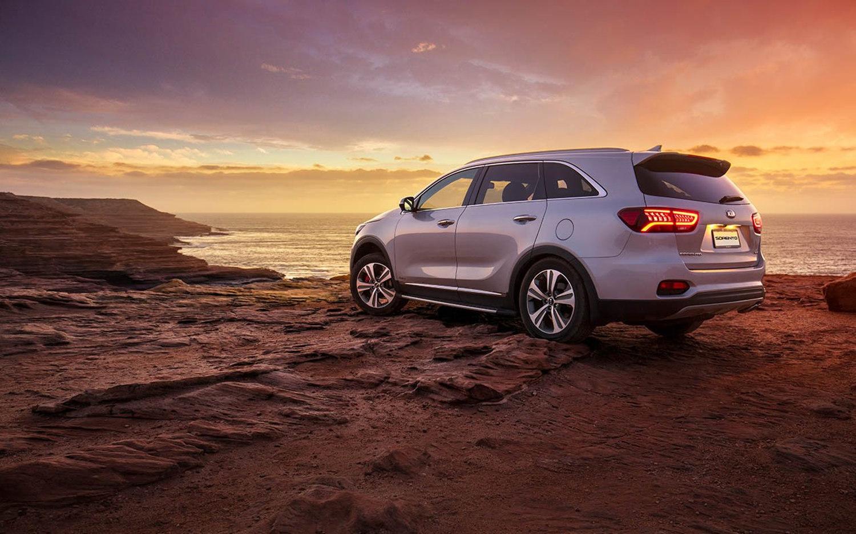 Subaru Outback Vs Forester >> Comparison - Subaru Outback 2.5i Limited 2018 - vs - Kia ...