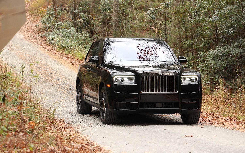 Rolls Royce Cullinan Black Badge 2020 Suv Drive