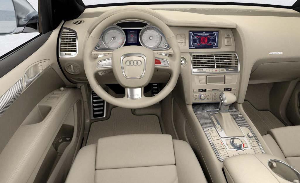SUV Drive