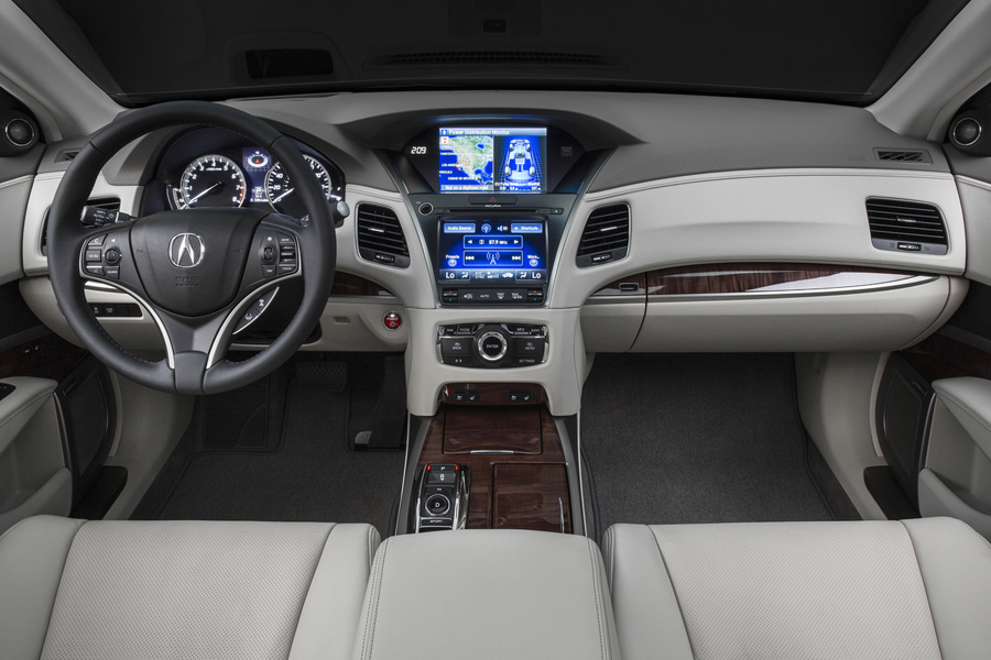 Acura RDX Technology package 2015 | SUV Drive