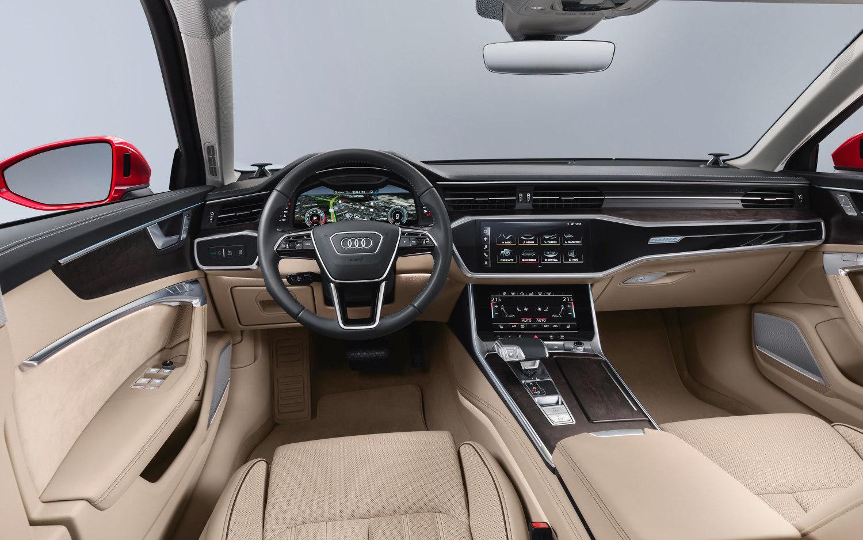 Comparison Audi A6 Sport Quattro 2019 Vs Bmw 7 Series