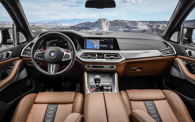 Comparison Bmw X5 M Competition 2020 Vs Bmw X6 M50i 2020 Suv Drive