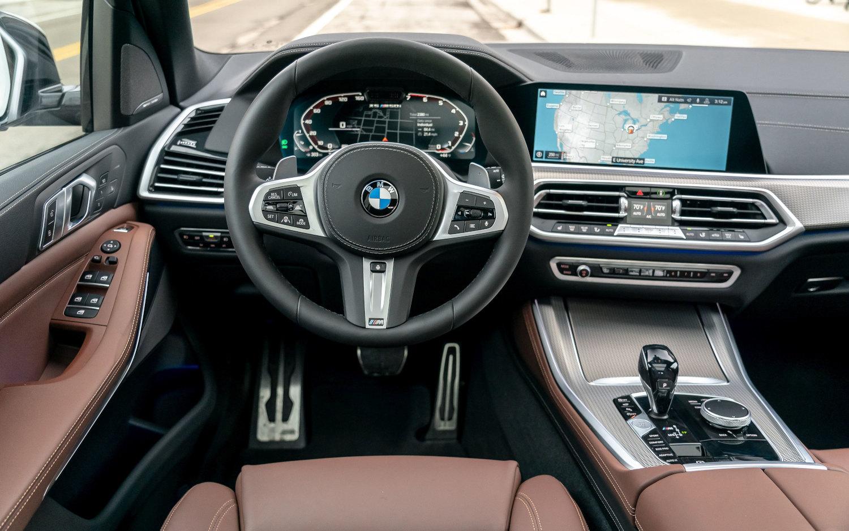 Bmw X5 M50i 2020 Suv Drive