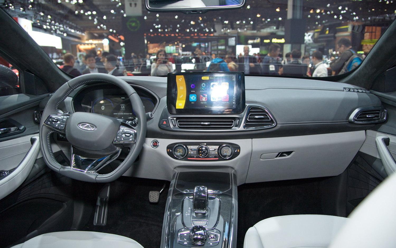 Chery Exeed TX Hybrid 2018 | SUV Drive