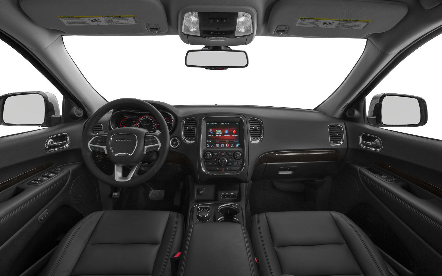 dodge durango rt interior 2017. Black Bedroom Furniture Sets. Home Design Ideas