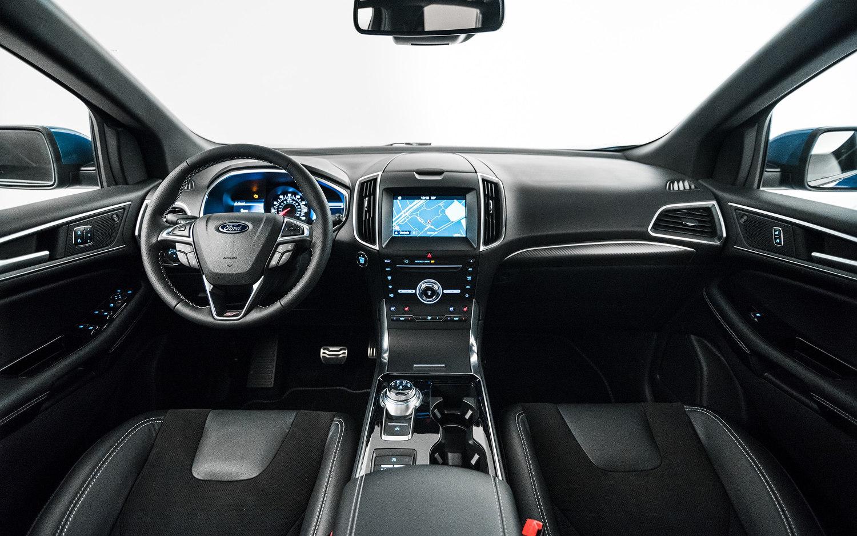 Comparison - Ford Edge Titanium 2019 - vs - Jeep Cherokee Limited 2019 | SUV Drive