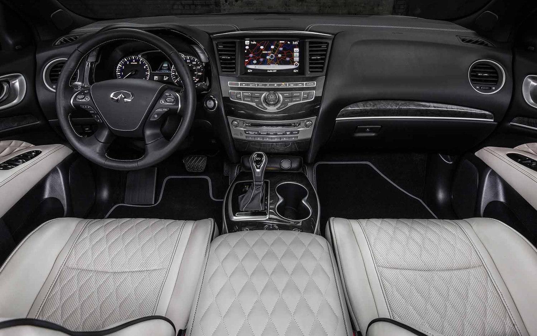 Comparison Infiniti Qx60 Awd 2019 Vs Mazda Cx 9 Grand