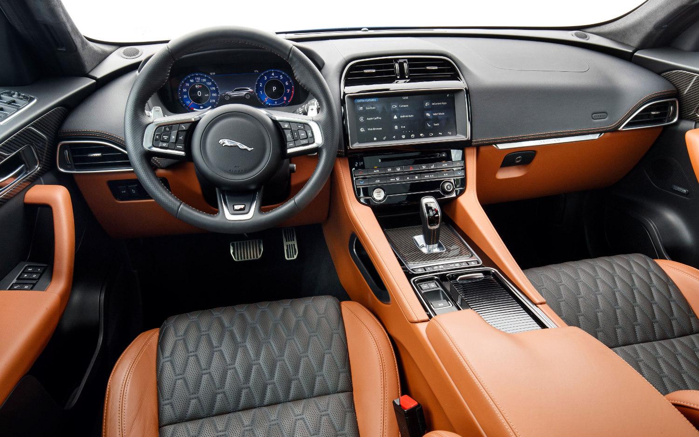 Comparison Jaguar F Pace Svr 2020 Vs Jaguar E Pace