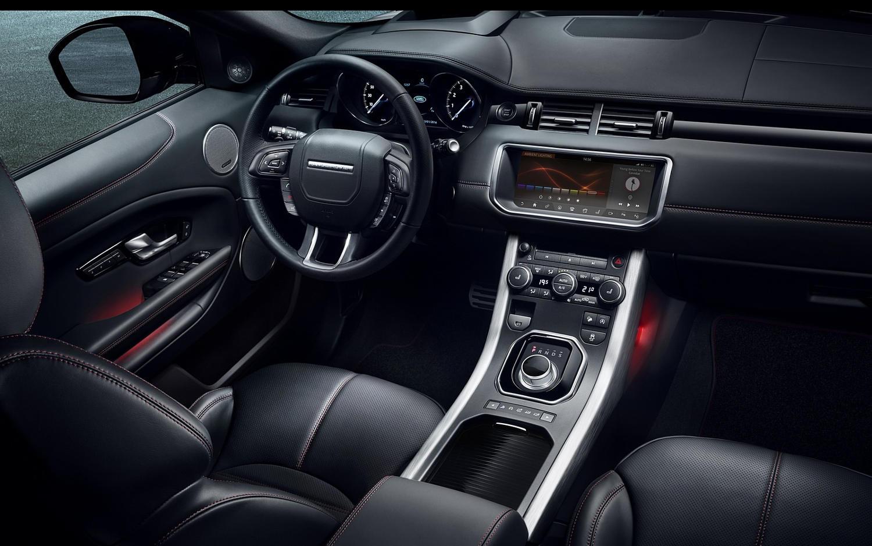 Comparison Land Rover Range Rover Evoque 2017 Vs