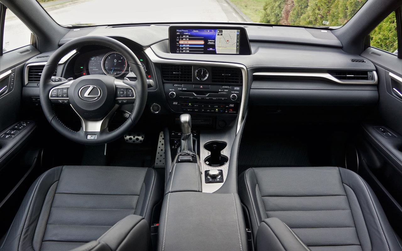 Comparison Lexus Rx 350 F Sport 2018 Vs Peugeot 3008